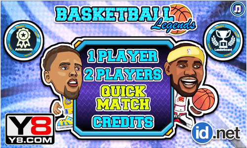 7a483c4af33d12 Basketball Legends - Play Game Online